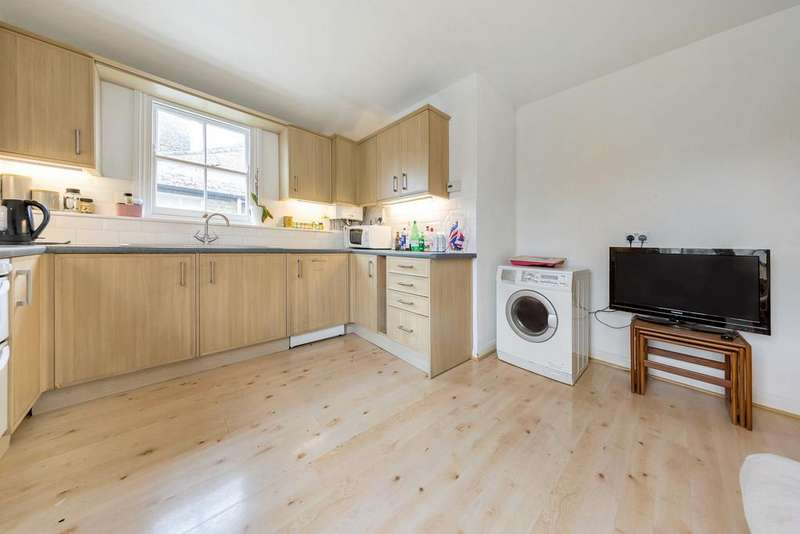 2 Bedrooms Apartment Flat for sale in Cato Road, London