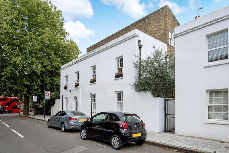 1 Bedroom Flat for sale in Brixton Road, Oval