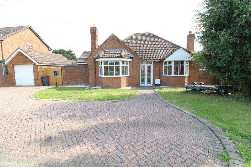 3 Bedrooms Detached Bungalow for sale in Pelsall Road, Brownhills