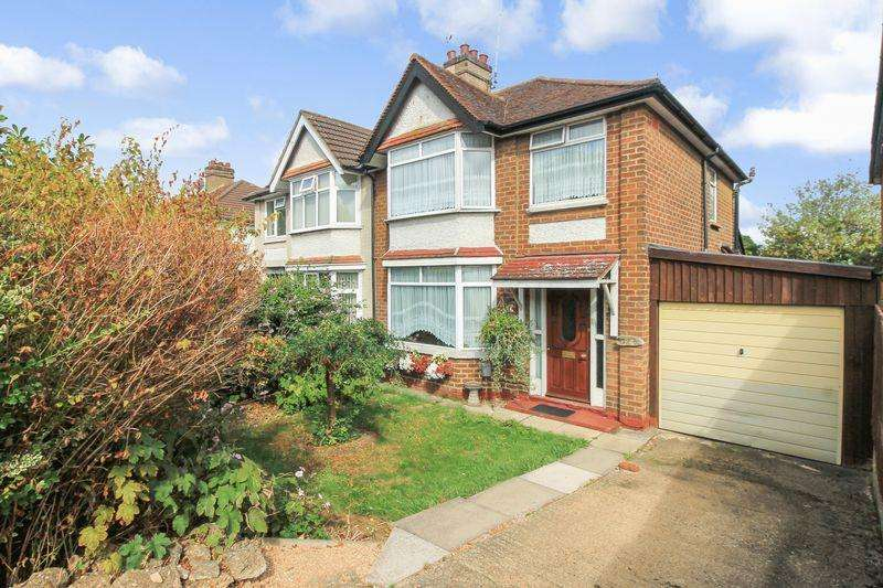 3 Bedrooms Semi Detached House for sale in Limbury Road, Luton