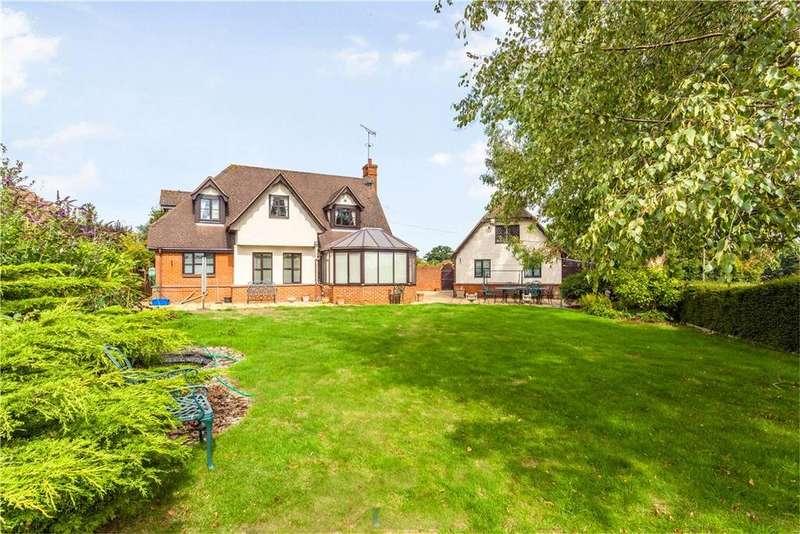4 Bedrooms Detached House for sale in New Barn Lane, Little Hallingbury, Bishop's Stortford, Essex, CM22