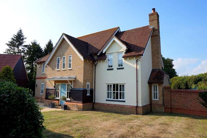 5 Bedrooms Detached House for sale in Swan Meadow, Stratford St. Mary