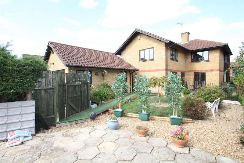4 Bedrooms House for sale in Staters Pound, Pennyland, Milton Keynes