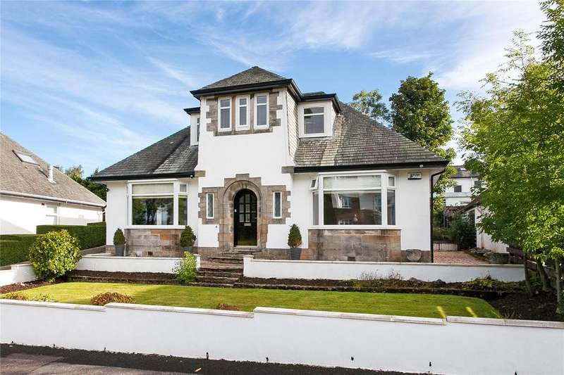 4 Bedrooms Detached House for sale in Falkland Avenue, Newton Mearns, Glasgow