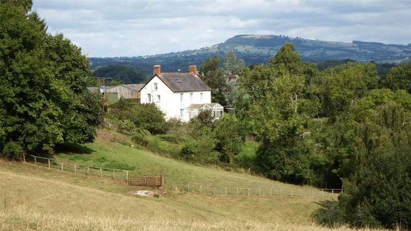 4 Bedrooms Farm Commercial for sale in Monmouth, Sir Fynwy