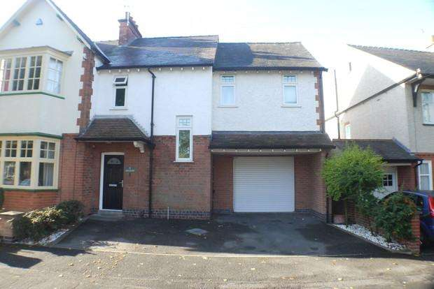 3 Bedrooms Semi Detached House for sale in Meadway, Western Park, Leicester, LE3