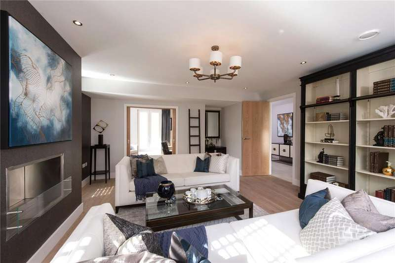 4 Bedrooms End Of Terrace House for sale in 500 Chiswick High Road, Chiswick, London, W4