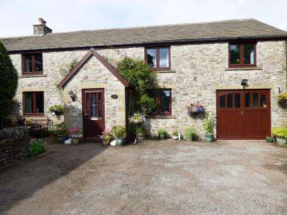 4 Bedrooms Semi Detached House for sale in Hernstone Lane, Peak Forest, Buxton, Derbyshire