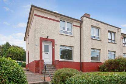 2 Bedrooms Flat for sale in Kinstone Avenue, Scotstounhill