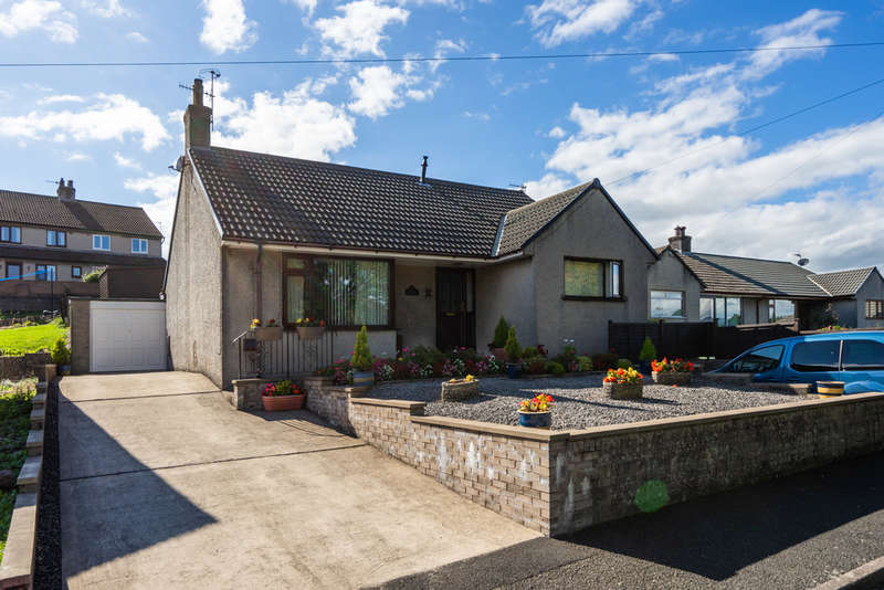 3 Bedrooms Detached Bungalow for sale in Rose Cottage, 2 Woodgate, Kendal, Cumbria LA9 6JJ