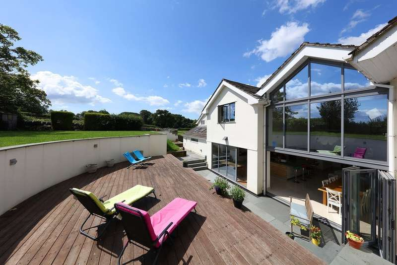 6 Bedrooms Detached House for sale in Tredodridge, Pendoylan, Near Cowbridge., Vale of Glamorgan, CF71 7UL