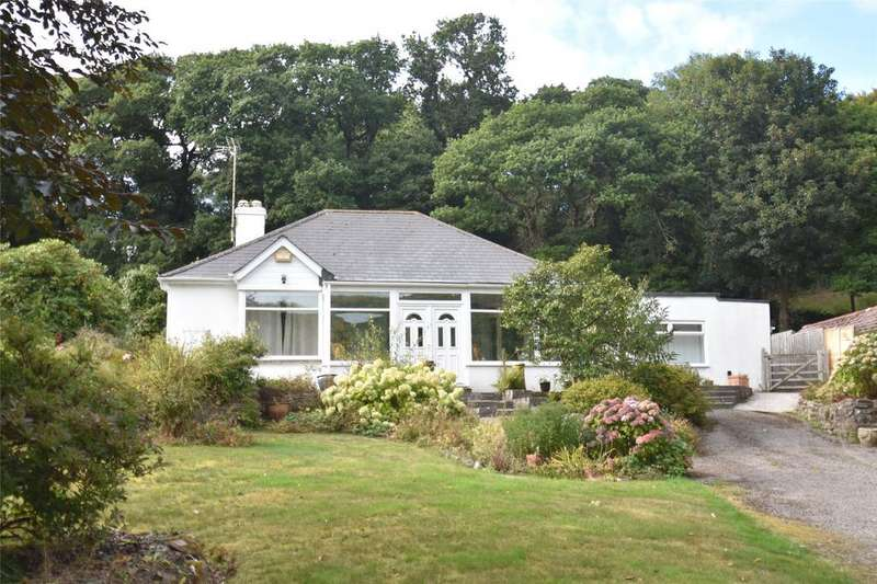 4 Bedrooms Detached Bungalow for sale in Tresillian, Truro