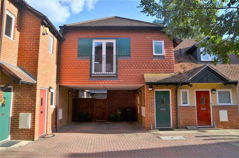 1 Bedroom Apartment Flat for sale in Angel Court, High Street, Theale, Reading, RG7