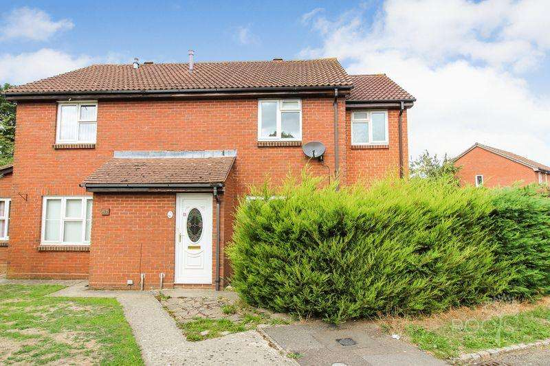 3 Bedrooms Semi Detached House for sale in Blackdown Way, Thatcham