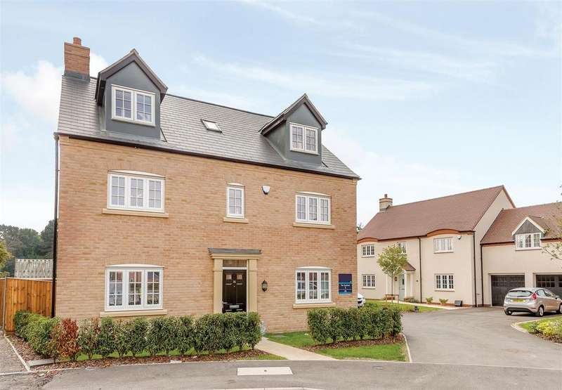 5 Bedrooms Detached House for sale in Dunchurch, Rugby, Warwickshire