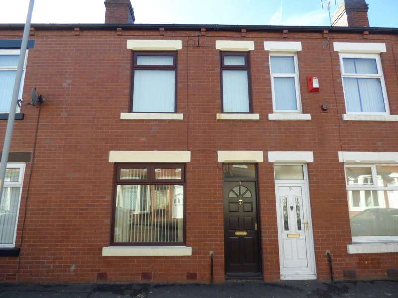 3 Bedrooms Terraced House for sale in Chinley Avenue, Moston, Manchester, M40