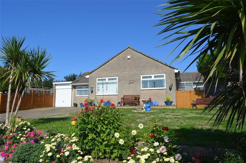 3 Bedrooms Detached Bungalow for sale in Huett Close, Brean, Burnham-on-Sea, Somerset, TA8
