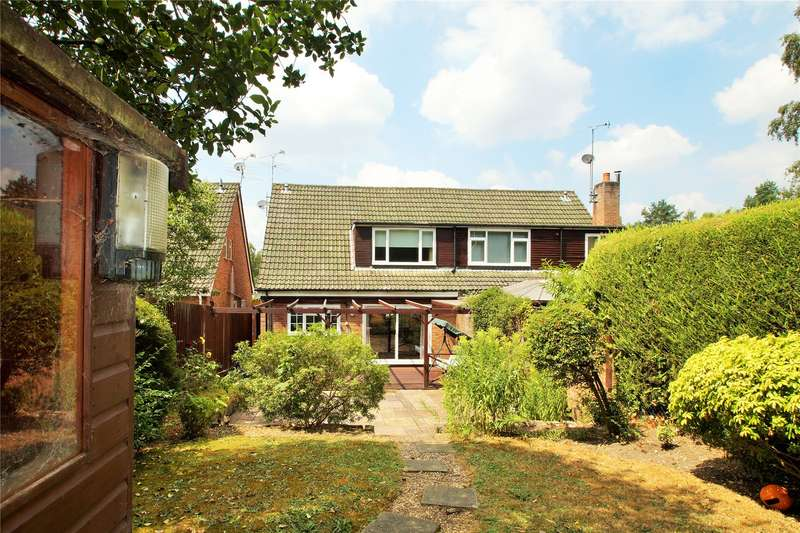 3 Bedrooms House for sale in Grampian Road, Sandhurst, Berkshire, GU47