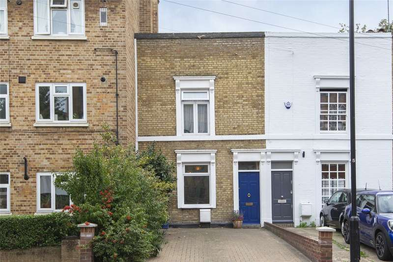 2 Bedrooms House for sale in Tudor Road, London, E9
