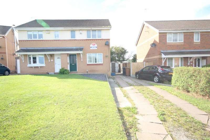 3 Bedrooms Semi Detached House for sale in Vermeer Close, Connah's Quay