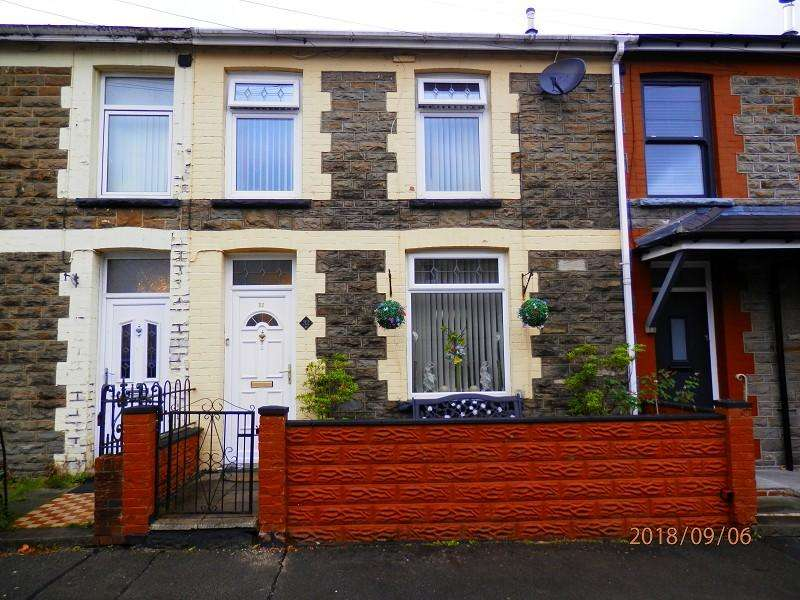3 Bedrooms Terraced House for sale in Dyfodwg Street, Treorchy, Rhondda Cynon Taff. CF42 6NN
