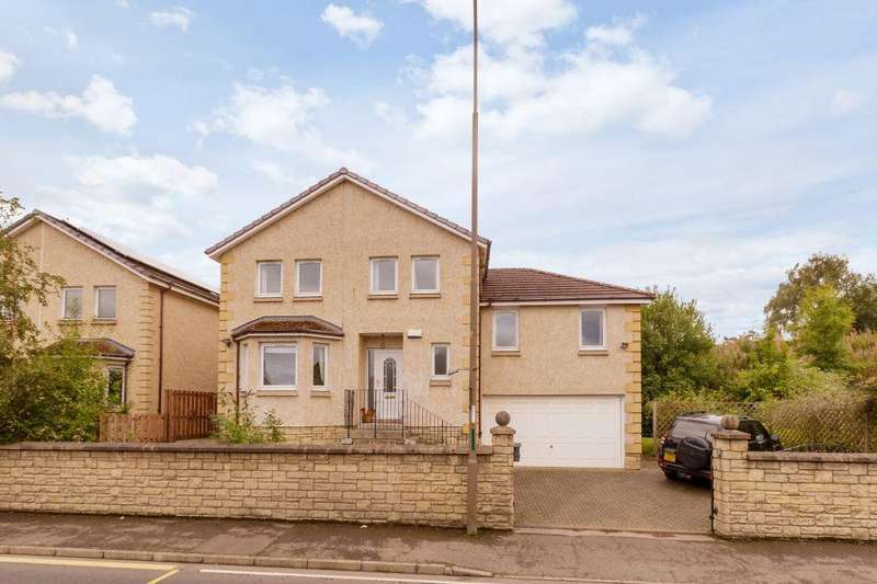 5 Bedrooms Detached House for sale in 104 Newcraighall Road, Edinburgh, EH21 8QT