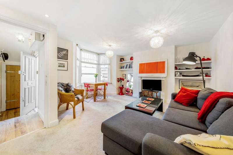 1 Bedroom Flat for sale in Averill Street, Hammersmith, London