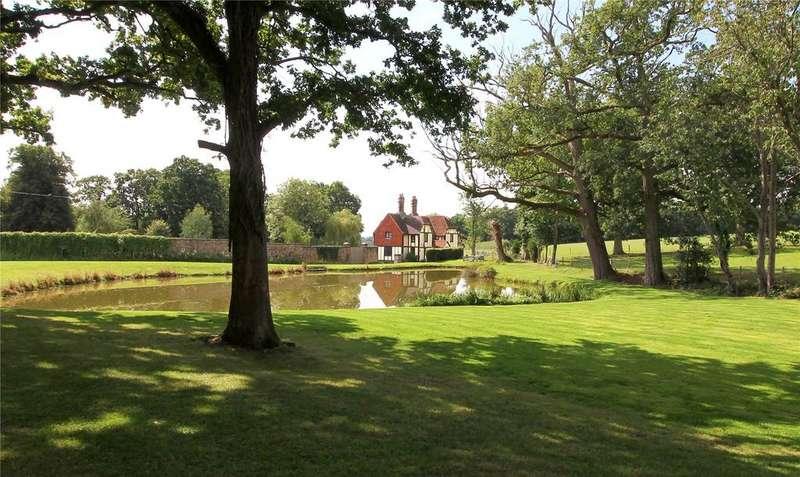 5 Bedrooms Detached House for sale in Broadhurst Manor Road, Horsted Keynes, Haywards Heath, West Sussex