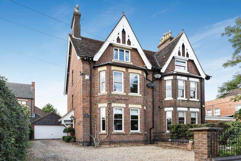 6 Bedrooms Semi Detached House for sale in Dunstable Street, Ampthill