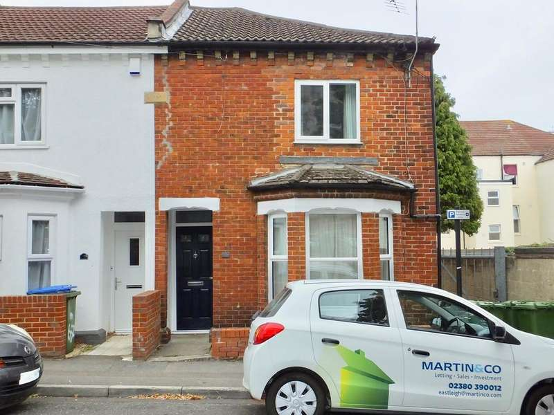 3 Bedrooms End Of Terrace House for sale in Lyon Street, Southampton