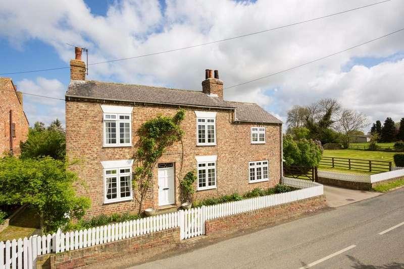 4 Bedrooms House for sale in Riccall Lane, Kelfield, York