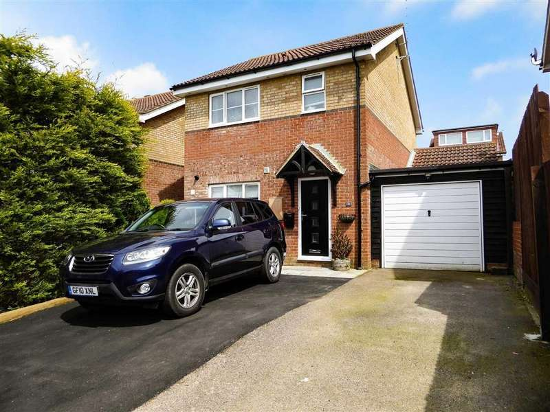 3 Bedrooms Detached House for sale in Bunting Close, St Leonards-on-sea, East Sussex