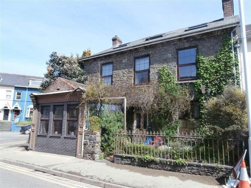 2 Bedrooms Terraced House for sale in Llanbadarn Road, Aberystwyth, Ceredigion, SY23