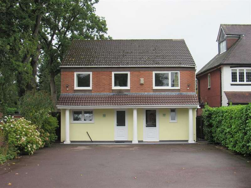 4 Bedrooms Detached House for sale in St. Bernards Road, Solihull