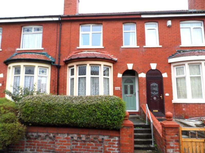 2 Bedrooms Terraced House for sale in Westmorland Avenue, Blackpool, FY1 5PF