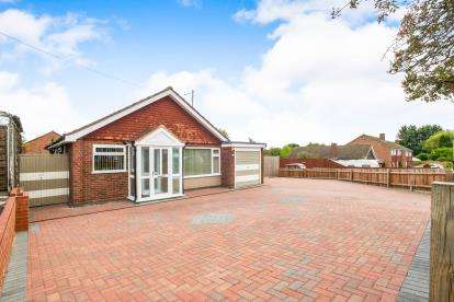 3 Bedrooms Bungalow for sale in Brookfield, Bedford, Bedfordshire, .