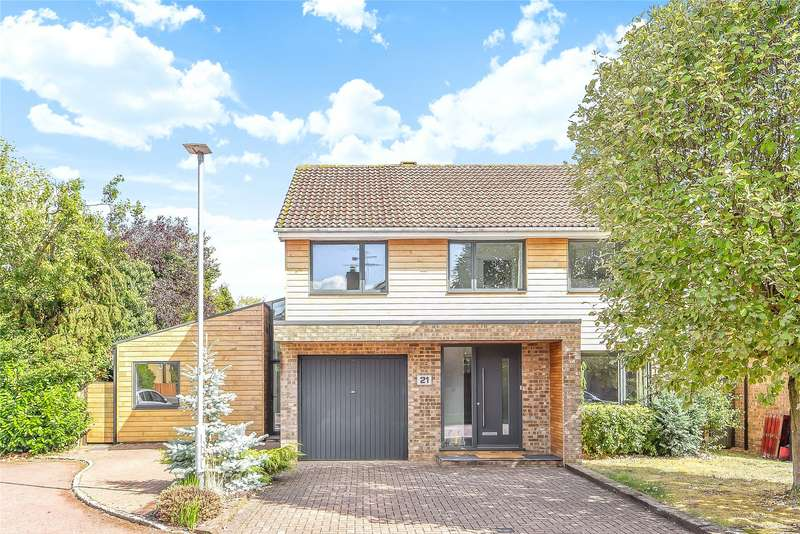 5 Bedrooms House for sale in Wickham Road, Lower Earley, Reading, Berkshire, RG6