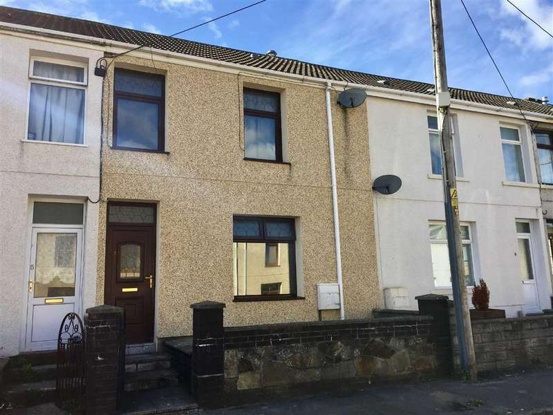 3 Bedrooms Terraced House for sale in Pencae Terrace, Llanelli