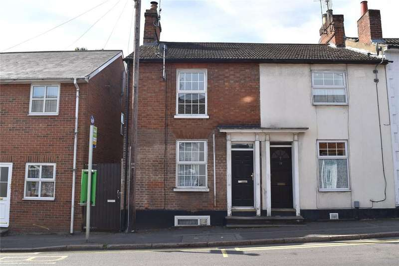 2 Bedrooms End Of Terrace House for sale in Old Road, Leighton Buzzard
