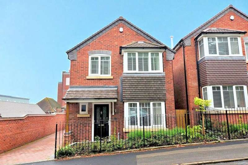 4 Bedrooms Detached House for sale in Cobham Road, Halesowen, B63