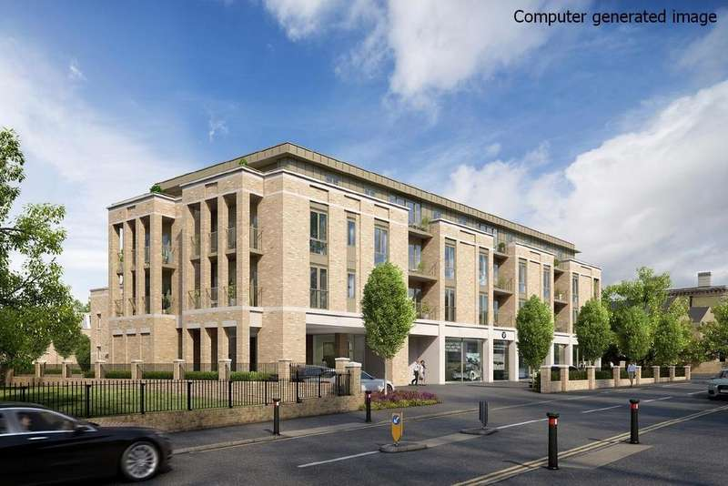 2 Bedrooms Flat for sale in Forbury Apartments, Lee Terrace, Blackheath