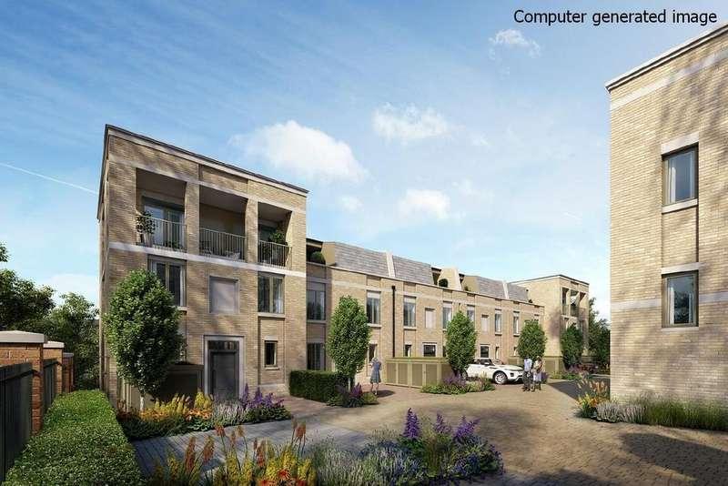 4 Bedrooms Town House for sale in 1 Forbury Villas, Lee Terrace, Blackheath