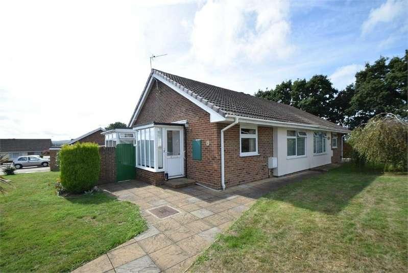 2 Bedrooms Semi Detached Bungalow for sale in Woodpecker Road, Langney, East Sussex