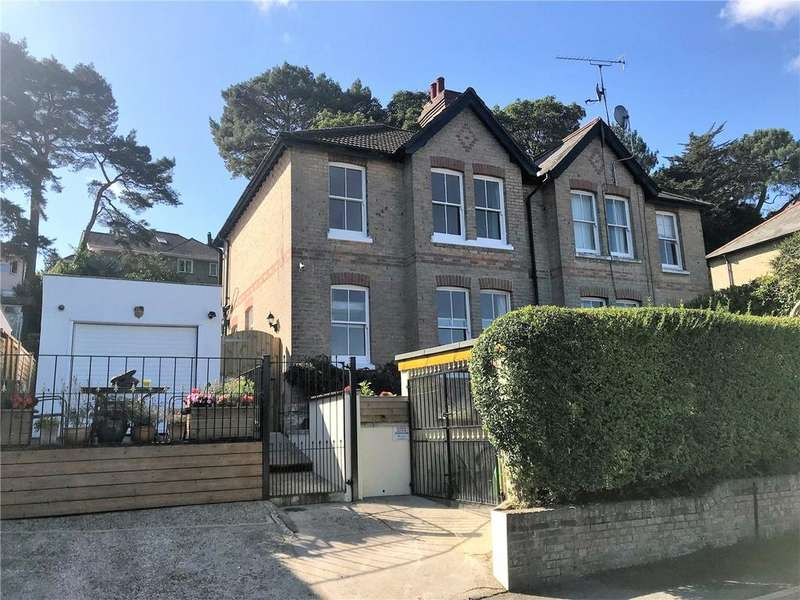 2 Bedrooms Semi Detached House for sale in Gordon Road, Branksome, Dorset, BH12