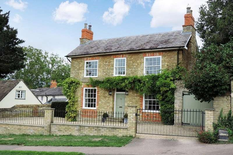 3 Bedrooms Detached House for sale in Kennell Hill, Sharnbrook