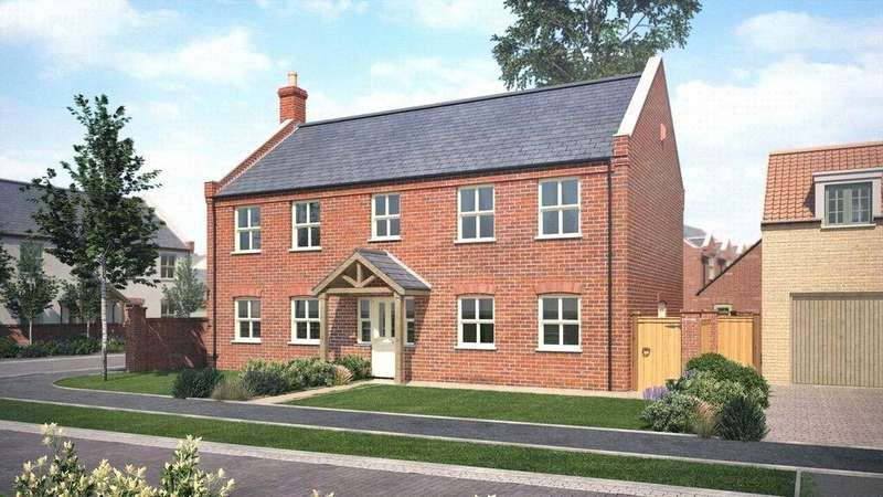 5 Bedrooms Detached House for sale in Parklands Drive, Sudbrooke, LN2
