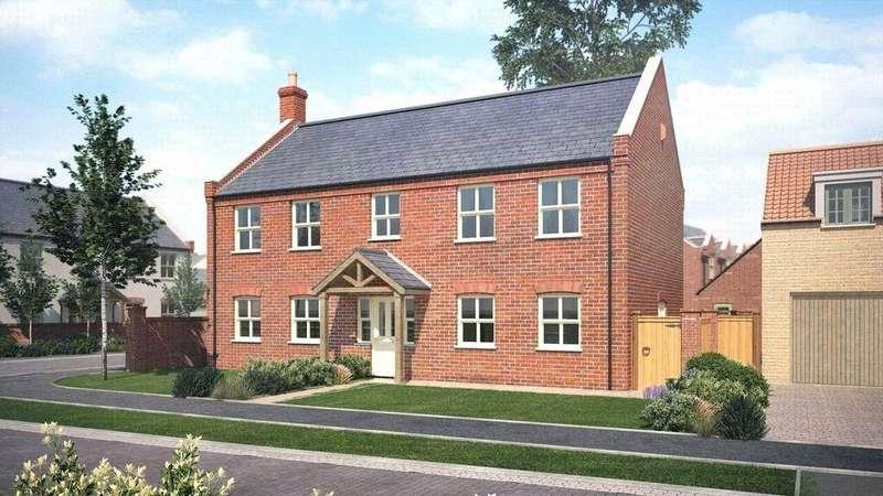 5 Bedrooms Detached House for sale in Parklands Drive, Sudbrooke, LN2