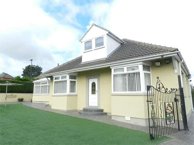 4 Bedrooms Detached Bungalow for sale in Yew Lane, Sheffield, South Yorkshire
