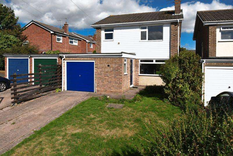 3 Bedrooms Detached House for sale in Kirkstone Court, Congleton