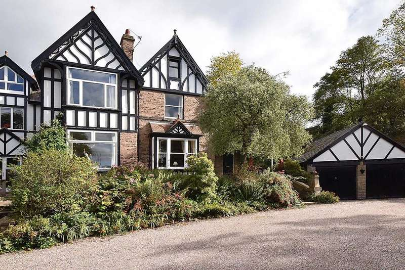 5 Bedrooms Unique Property for sale in Buxton Road, Macclesfield